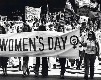womens rights movement in the us essay Women are better off today, but still far from being equal with men.